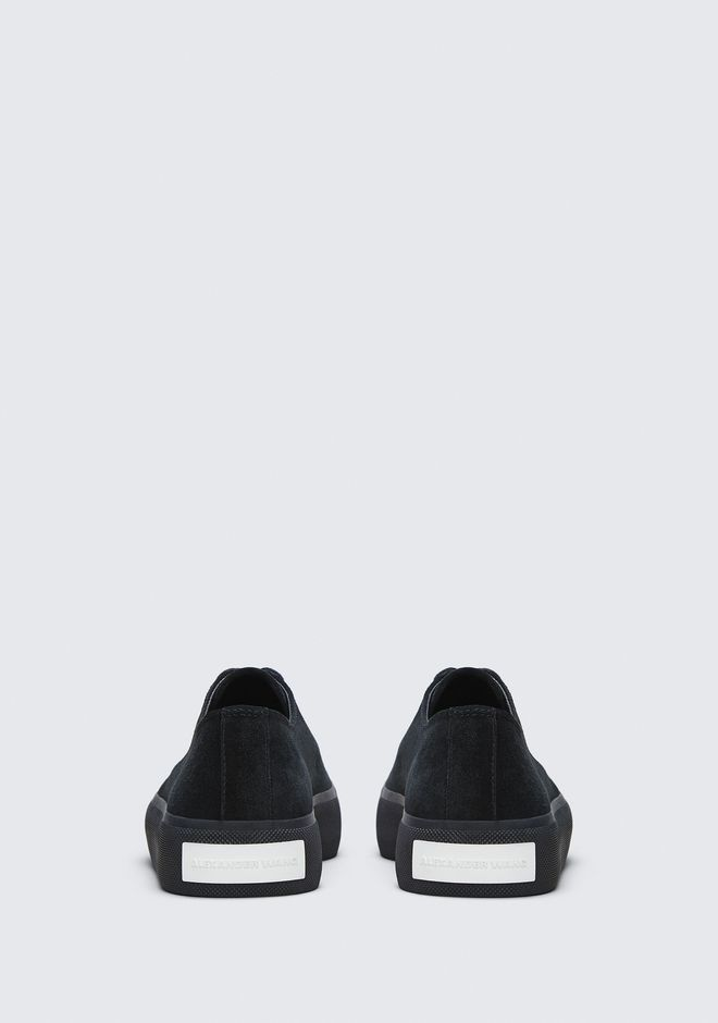 ALEXANDER WANG PIA LOW SNEAKER CHAUSSURES PLATES Adult 12_n_d
