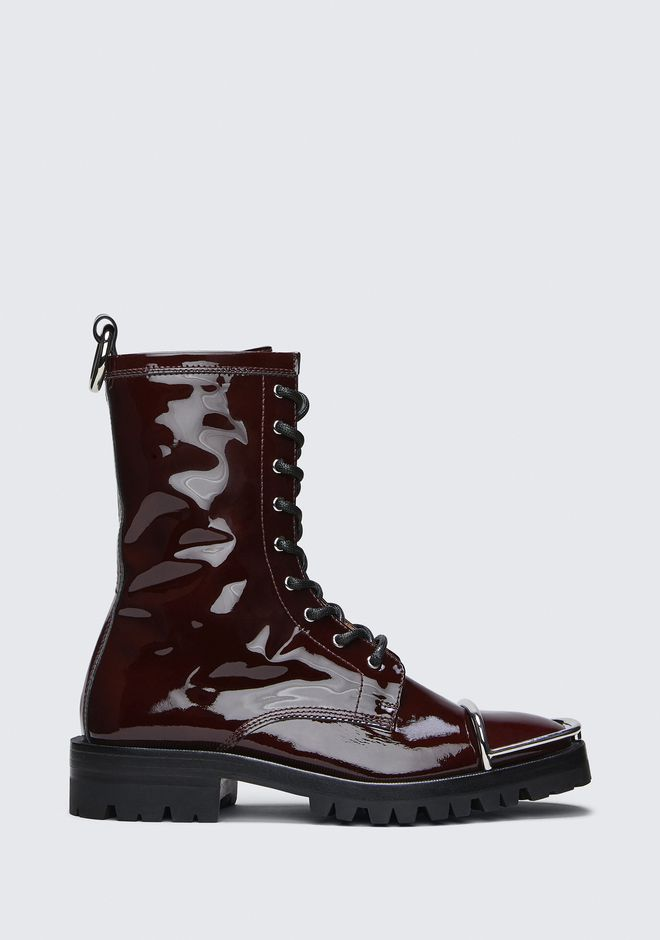 ALEXANDER WANG KENNAH BOOT BOOTS Adult 12_n_f
