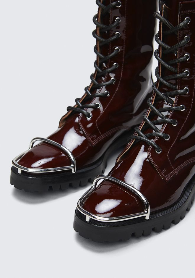 ALEXANDER WANG KENNAH BOOT 靴子 Adult 12_n_r