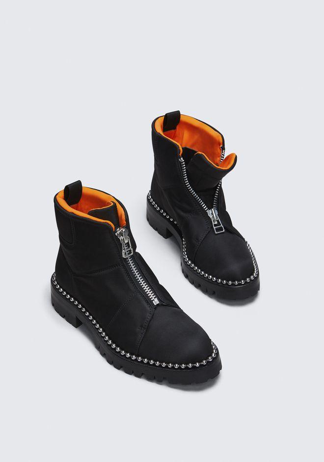 ALEXANDER WANG COOPER BOOT BOOTS Adult 12_n_a