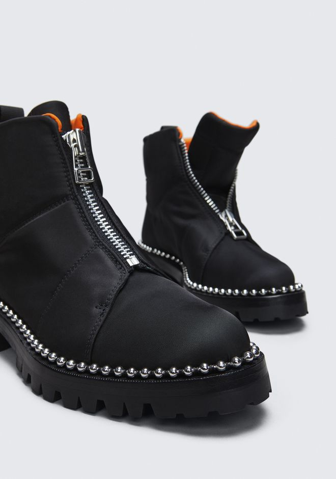 ALEXANDER WANG COOPER BOOT BOOTS Adult 12_n_r