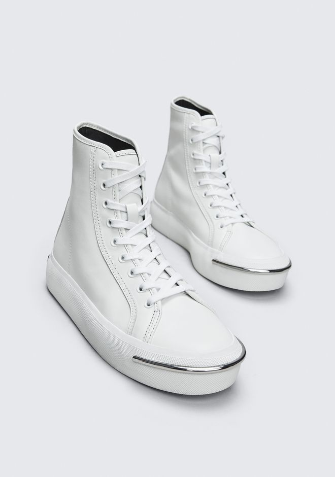 ALEXANDER WANG PIA SNEAKER Sneakers Adult 12_n_r