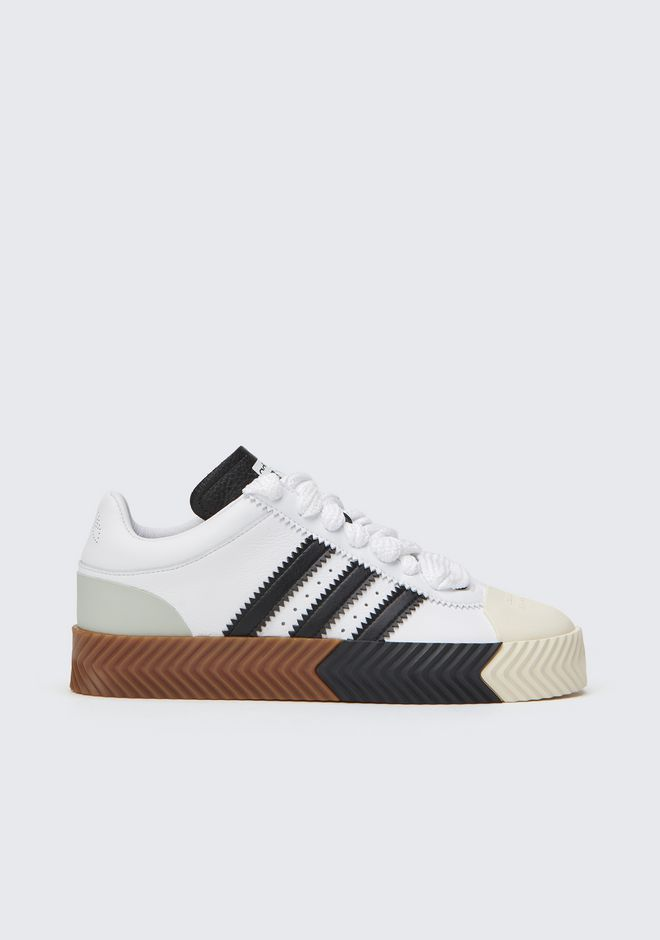 ALEXANDER WANG ADIDAS ORIGINALS BY AW SKATE SUPER SHOES  Sneakers Adult 12_n_f