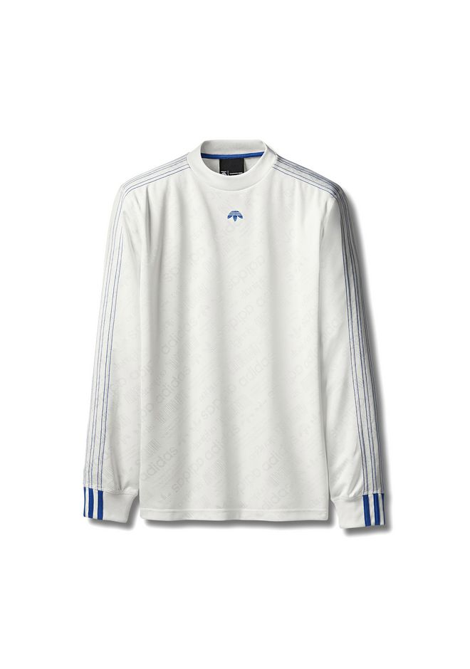 Jersey in Black adidas Originals by Alexander Wang
