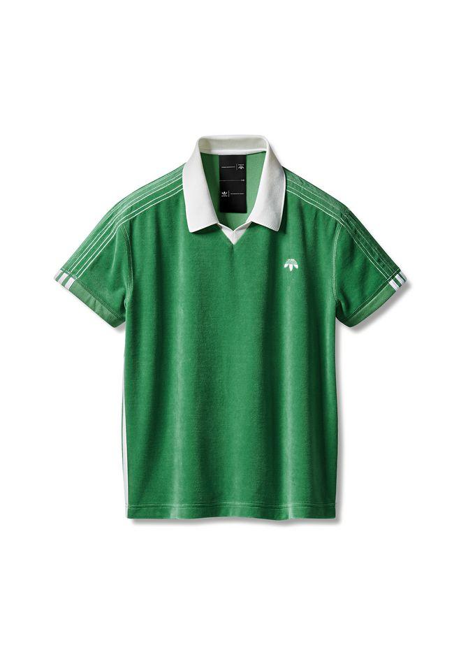 adidas polo green