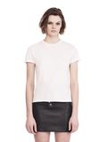 T by ALEXANDER WANG SUPERFINE JERSEY CREWNECK TEE  上衣 Adult 8_n_e