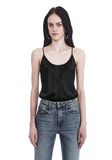 T by ALEXANDER WANG SILK CHARMEUSE CAMI BODYSUIT 上衣 Adult 8_n_e