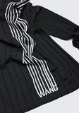 ALEXANDER WANG EXCLUSIVE HOODIE PULLOVER WITH BARCODE LOGO  トップス Adult 8_n_a