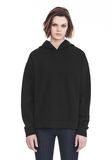 ALEXANDER WANG EXCLUSIVE OVERSIZED HOODIE WITH STRICT PATCH 上衣 Adult 8_n_d