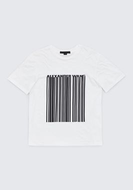 EXCLUSIVE T-SHIRT WITH BONDED BARCODE