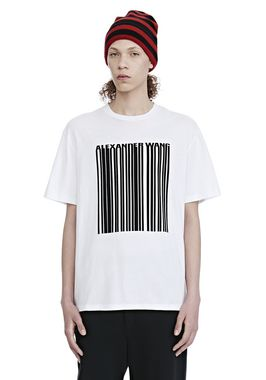 CLASSIC BARCODE SHORT SLEEVE TEE