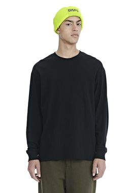 HIGH TWIST JERSEY LONG SLEEVE TEE