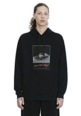 SLOW AND STEADY PATCH HOODIE