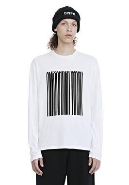 LONG SLEEVE BARCODE TEE