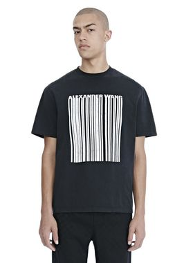 CRACKED BARCODE T-SHIRT
