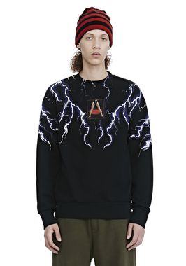 LIGHTNING COLLAGE SWEATSHIRT