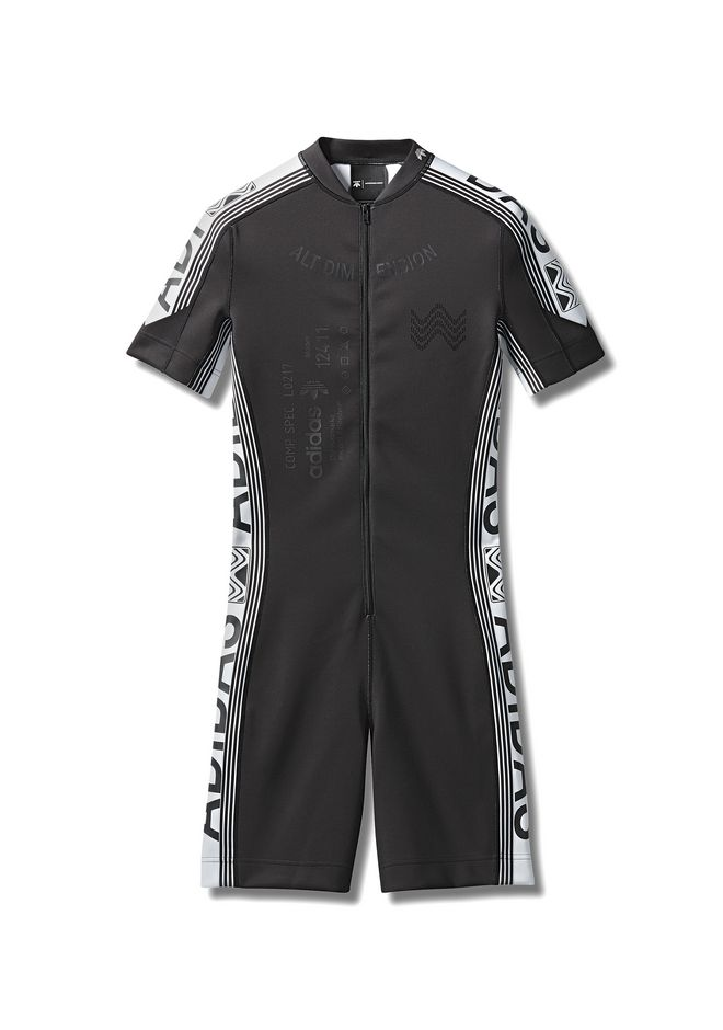 ALEXANDER WANG ADIDAS ORIGINALS BY AW CYCLING ONESIE TOP Adult 12_n_e