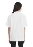 ALEXANDER WANG EXCLUSIVE SHORT SLEEVE TEE WITH GEL DOT ARTWORK TOP Adult 8_n_d