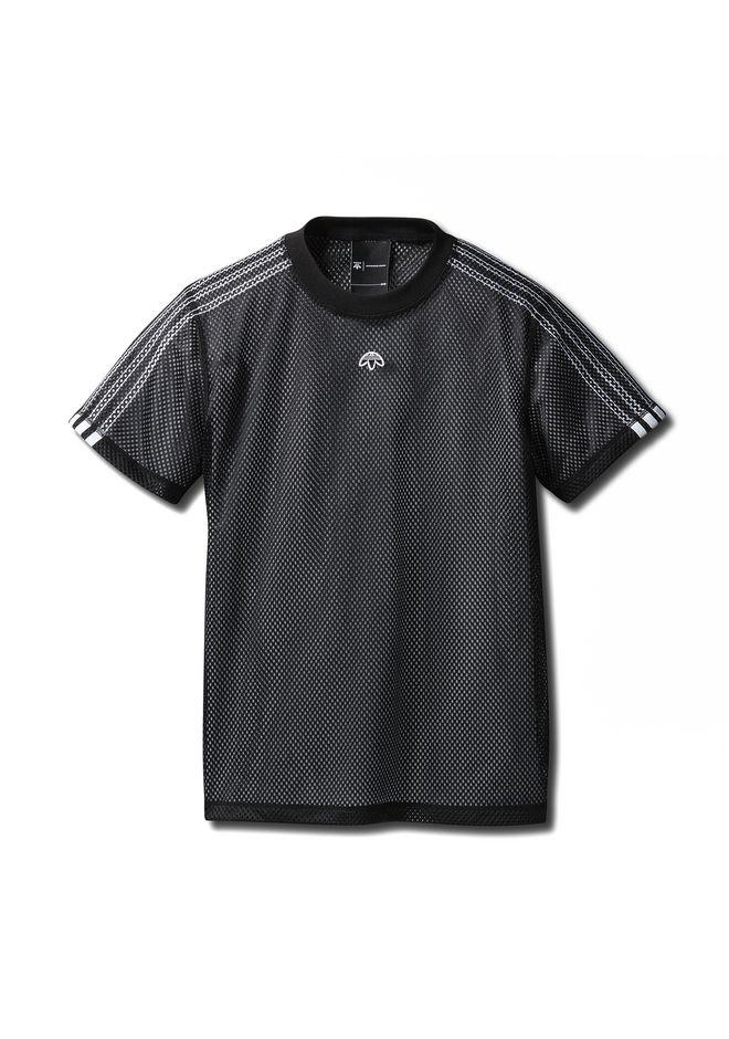 Adidas Originals By Aw Mesh T Shirt by Alexander Wang