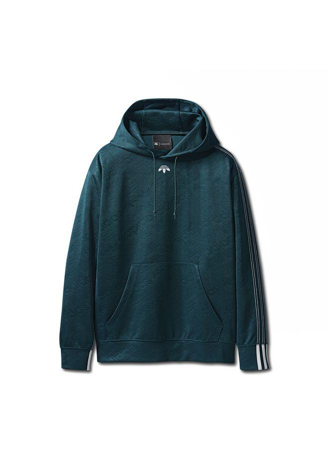 Adidas Originals By Aw Jacquard Hoodie