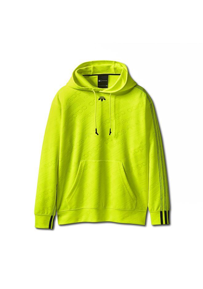 Adidas Originals By Aw Jacquard Hoodie Unisexe