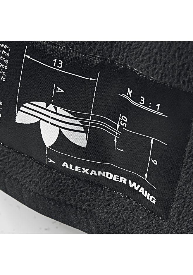 ALEXANDER WANG ADIDAS ORIGINALS BY AW FLEECE HALF ZIP TOP SWEATSHIRT Adult 12_n_a