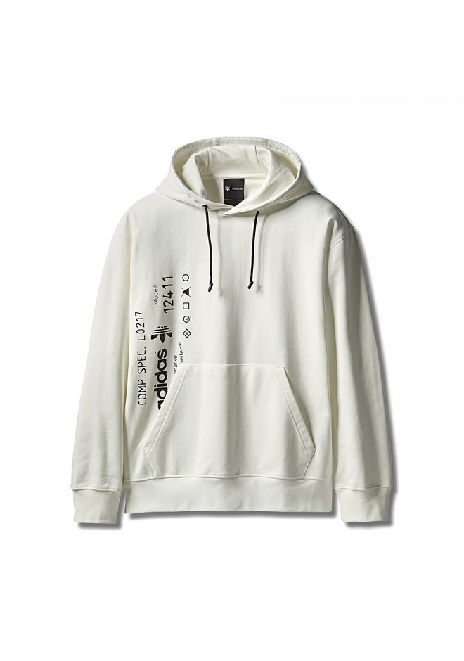 Adidas Originals By Aw Graphic Hoodie Unisexe