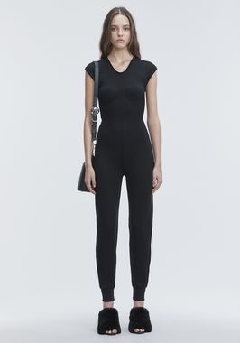 SLEEVELESS CATSUIT