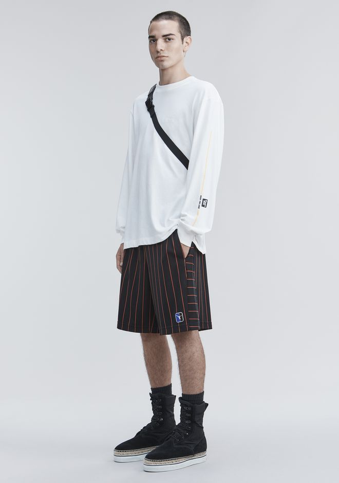 ALEXANDER WANG PAGE SIX LONG SLEEVE  탑 Adult 12_n_f
