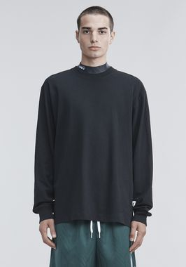 HIGH TWIST LONG SLEEVE