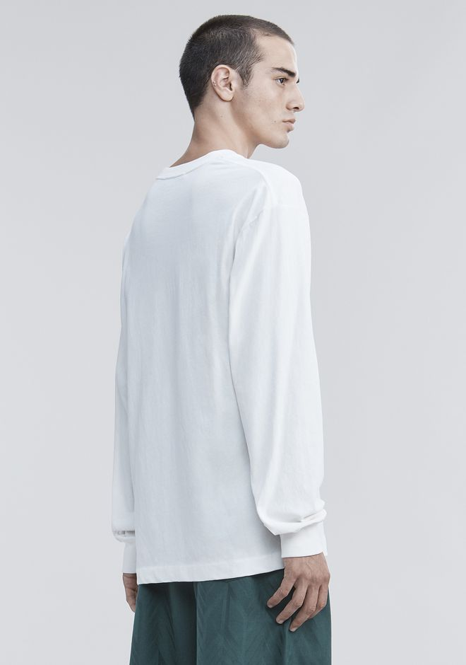 ALEXANDER WANG HIGH TWIST LONG SLEEVE トップス Adult 12_n_d