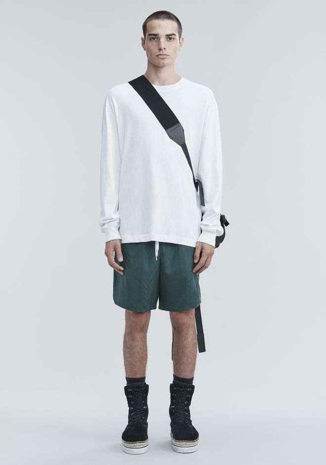 ALEXANDER WANG HIGH TWIST LONG SLEEVE トップス Adult 12_n_f
