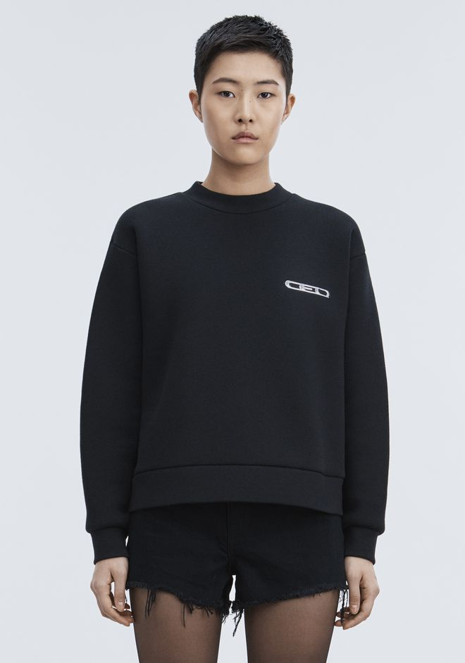 ALEXANDER WANG CEO PULLOVER TOPS Adult 12_n_a