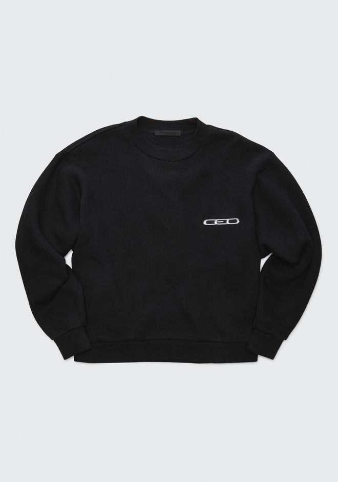 ALEXANDER WANG CEO PULLOVER TOP Adult 12_n_e