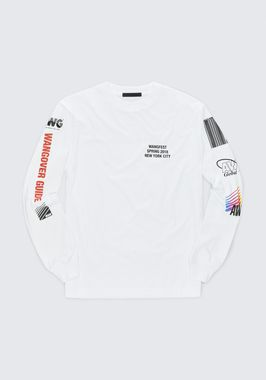 SPONSORED LONG SLEEVE TEE