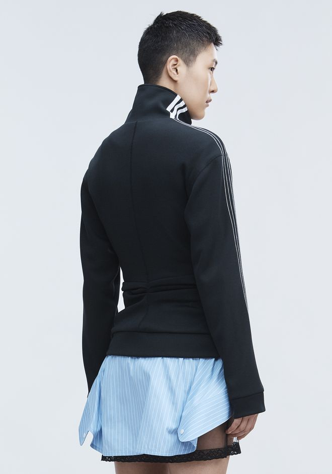ALEXANDER WANG ADIDAS ORIGINALS BY AW TRACK JACKET 탑 Adult 12_n_r