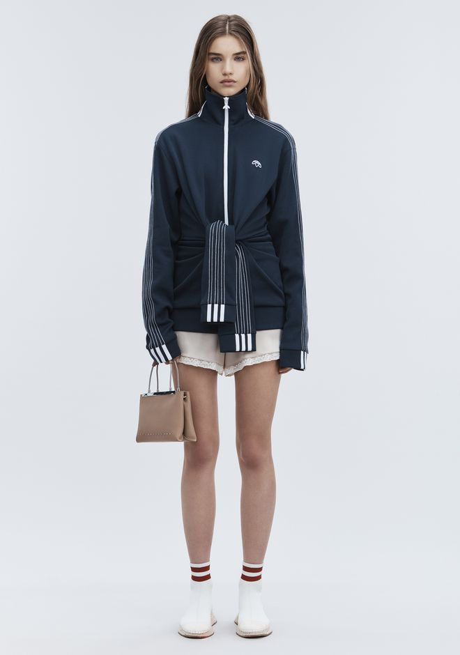 ALEXANDER WANG ADIDAS ORIGINALS BY AW TRACK JACKET 上衣 Adult 12_n_f