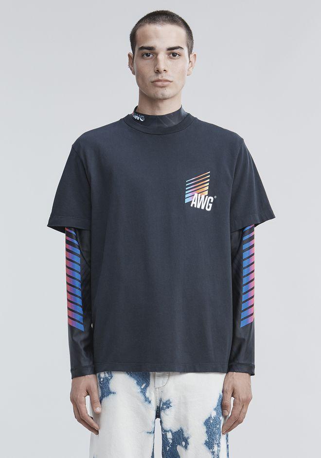 ALEXANDER WANG AWG T-SHIRT T恤 Adult 12_n_e