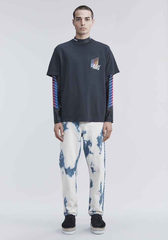 ALEXANDER WANG AWG T-SHIRT T恤 Adult 12_n_f
