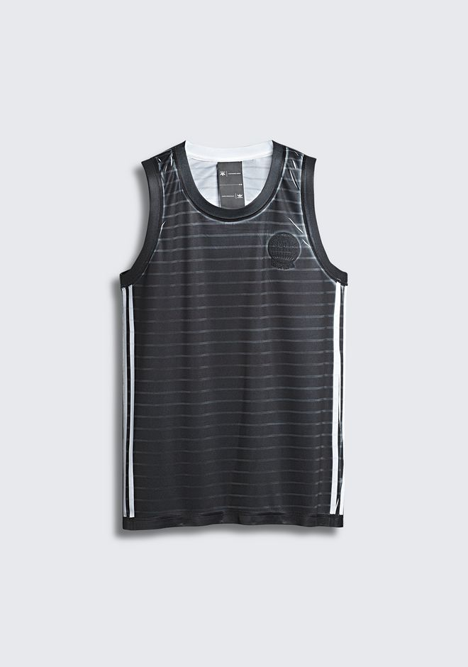 Shopping Online Original striped tank top - Black adidas Originals by Alexander Wang 100% Authentic Cheap Online 2VmgZMcVEq