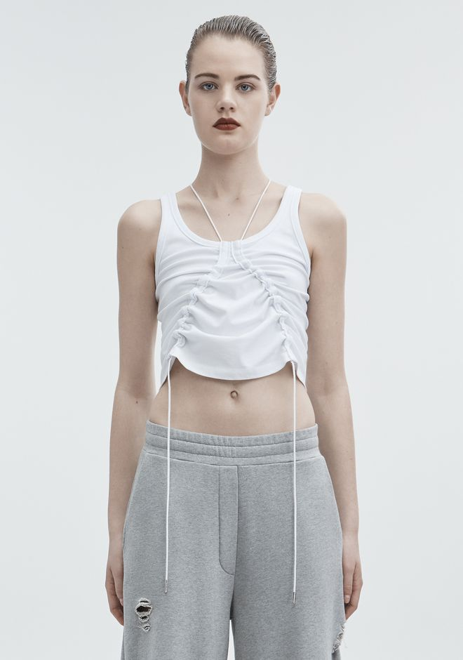 T by ALEXANDER WANG new-arrivals-t-by-alexander-wang-woman HIGH TWIST TANK