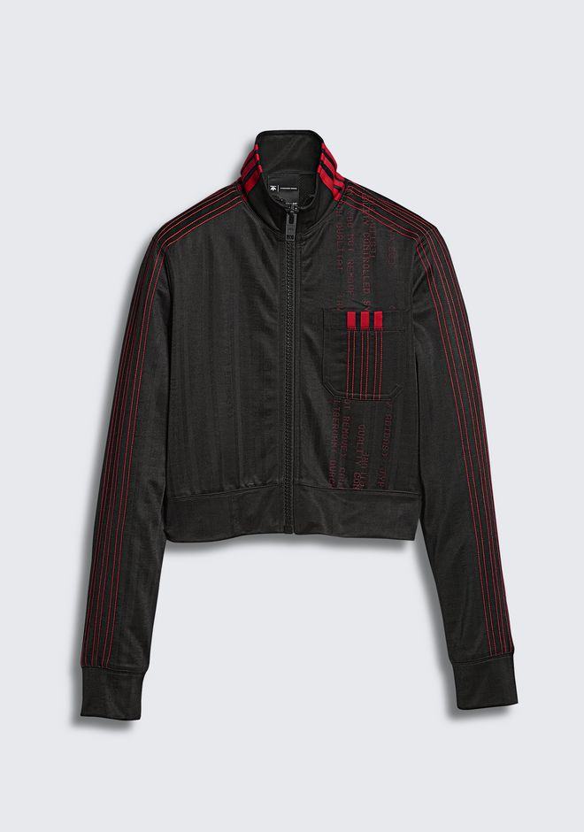 ALEXANDER WANG ADIDAS ORIGINALS BY AW TRACK JACKET 탑 Adult 12_n_f