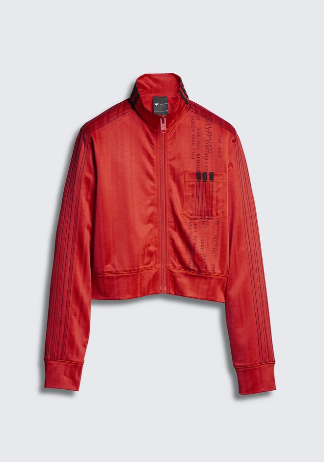 ALEXANDER WANG ADIDAS ORIGINALS BY AW TRACK JACKET TOP Adult 12_n_f