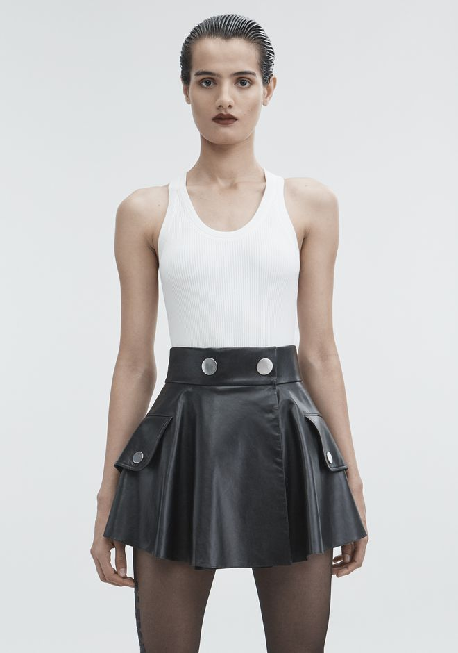 T by ALEXANDER WANG new-arrivals-t-by-alexander-wang-woman RIB RACERBACK TANK