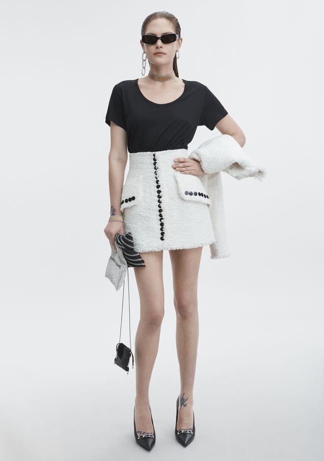 exclusive-jersey-tee by alexander-wang