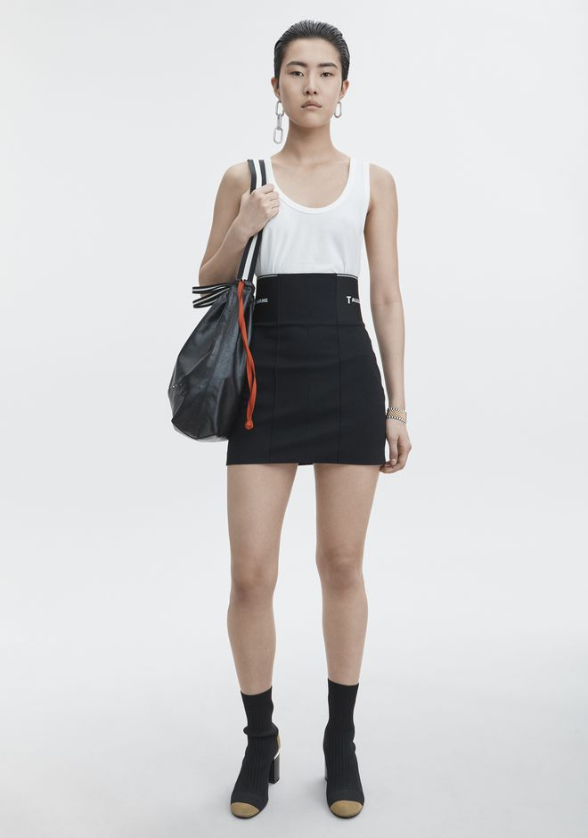 T by ALEXANDER WANG EXCLUSIVE JERSEY TANK TOP Adult 12_n_f