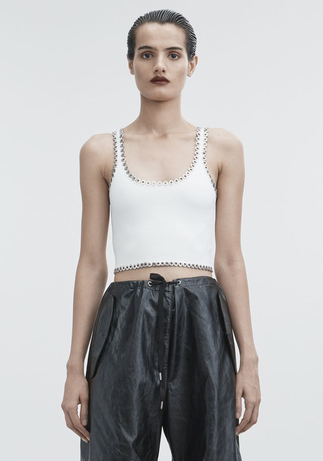 T by ALEXANDER WANG knitwear-ready-to-wear-woman CAMI BRA TOP