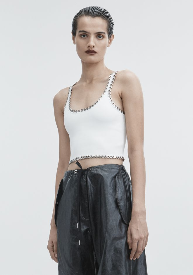 T by ALEXANDER WANG CAMI BRA TOP TOP Adult 12_n_a