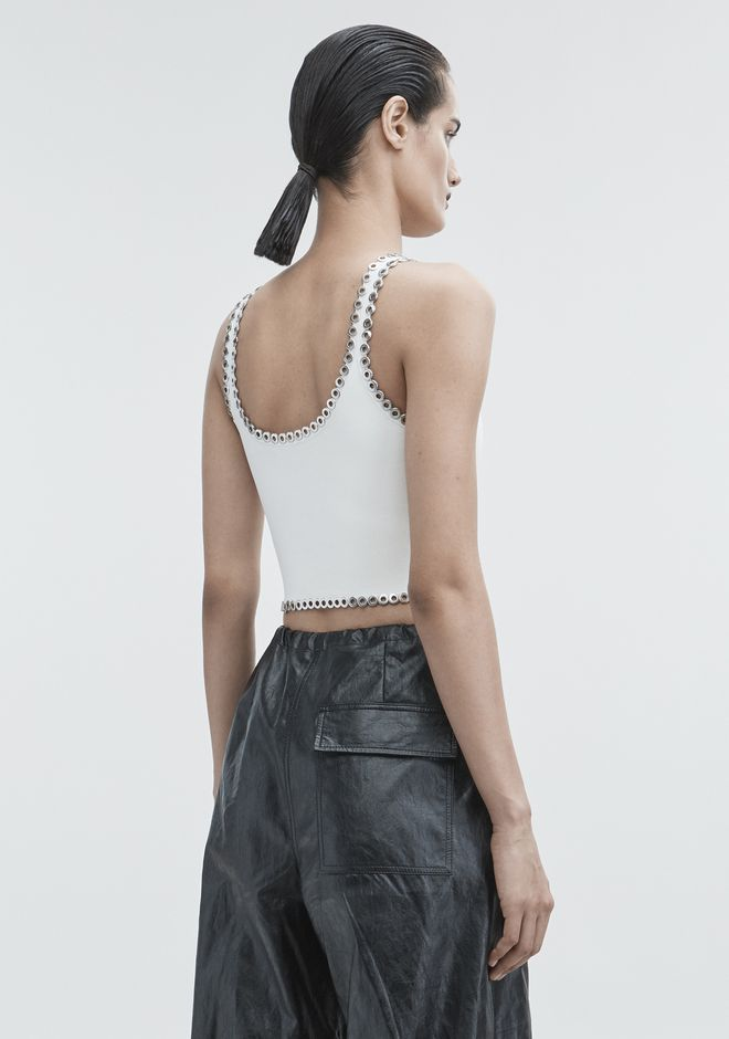 T by ALEXANDER WANG CAMI BRA TOP TOP Adult 12_n_d