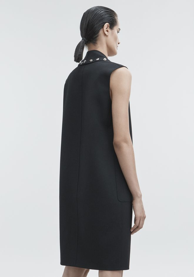 ALEXANDER WANG TOPS Women SNAP VEST